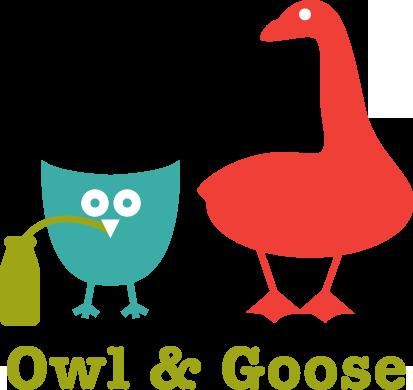 Owl & Goose
